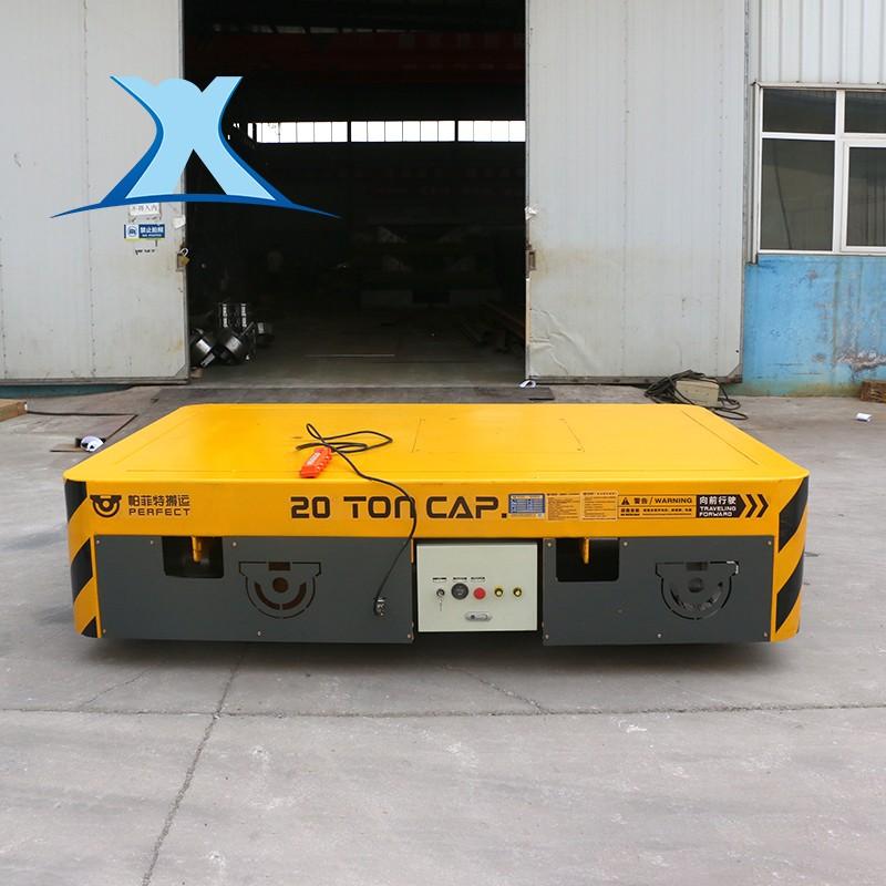 无轨直行蓄电池平板车